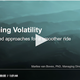 ftse russell webcast index approaches for a smoother ride