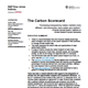 carbon scorecard understanding the climate risks and opportunities in major global economies