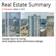 Real Estate Summary US Real Estate – Edition 3, 2019