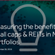 Blog: Measuring the benefits of including small caps & REITs in Mexican equity portfolios
