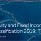 Equity and Fixed Income Country Classification 2019: The headlines