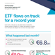 monthly european etf market trends