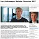 larry hatheway on markets november 2017