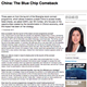 china the blue chip comeback