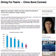 diving for pearls china bond connect