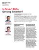 is smart beta getting smarter